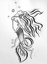 famous mermaid tribal tattoo design u2013 truetattoos