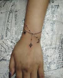 bracelet tattoo design images Bracelet tattoo ideas popsugar beauty jpg