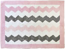 Pink Grey Rug Pink And Gray Chevron Rug Roselawnlutheran