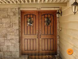 Modern Front Entry Doors In African Mahogany Chad Womack by Front Doors Outstanding Front Door Double For Contemporary Ideas
