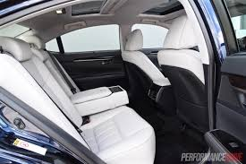 lexus es 350 interior specs 2016 lexus es 350 sports luxury review video performancedrive