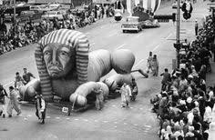 1956 thanksgiving parade and the beanstalk