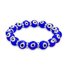 swarovski eye bracelet images Sterling silver evil eye bracelets protect against the evil eye jpg