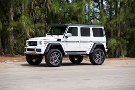 customized g wagon interior white mercedes g class gets a lift kit and other custom parts