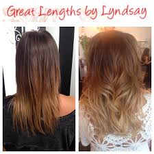 Hair Extensions Salons San Antonio by Great Lengths 3dfx Hair Extensions Creating Dramatic Volume