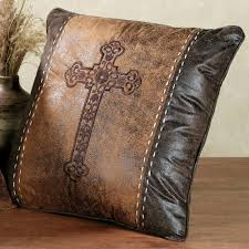 Leather Pillows For Sofa by Southwest Accent Pillows Pillow Decoration