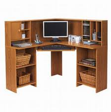 Home Computer Desk Hutch 19 Computer Desk L Shaped With Hutch Altra Chadwick