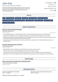business resume templates 2018 professional resume templates as they should be 8