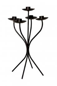 candelieri in ferro battuto noleggio illuminazione da tavola candelabri