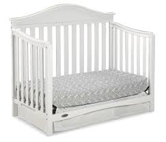 Graco Convertible Crib Bed Rail by Graco Harbor Lights Fixed Side Convertible Crib White Toys