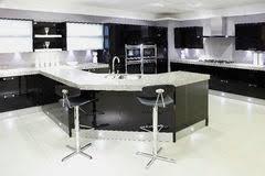 cuisines de luxe cuisine de luxe moderne image stock image du investissement 4261797