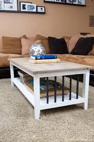 build a coffee table farmhouse coffee table build plans a houseful of handmade