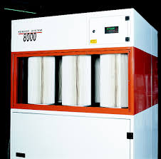 welding ventilation system filter cells filter systems welding fume extraction