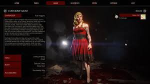 killing floor 2 perfect character for me by robinolsen2011 on