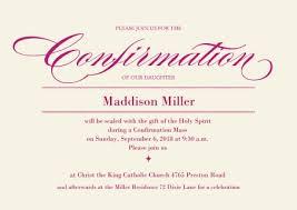 confirmation invitations snapfish