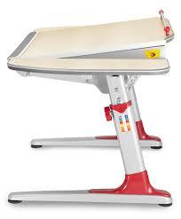 Schreibtisch Kinder Stabiler Kinderschreibtisch Mit Höhenverstellbarem C Fußgestell