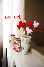 cheap valentines day decorations ideas for valentines day s day mantle