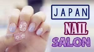 nail salon in japan lobal kimdao in japan youtube