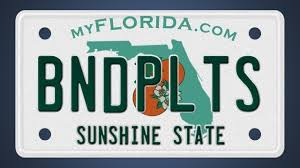 Banned Vanity Plates 60 Banned License Plates In Florida