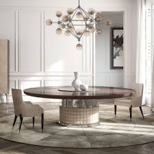 large round dining table luxury dining tables exclusive high end designer dining tables