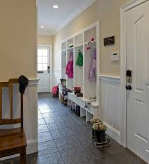 designing the perfect mudroom time to build