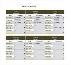 shift pattern generator online excel work schedule template sportsnation club