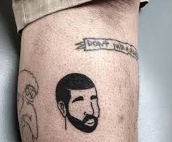 best 25 drake tattoos ideas on pinterest aubrey drake drake