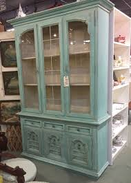 Antique Dining Room Hutch Best 25 China Cabinet Makeovers Ideas On Pinterest Painted