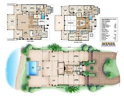 house plans with outdoor living coastal style house plan 3 story floor plan outdoor living u0026 pool