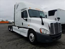 used semi trucks 2014 fl cascadia for sale u2013 used semi trucks arrow truck sales