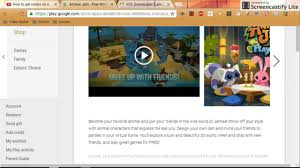 how to get ajpw animal jam play wild on a chromebook youtube