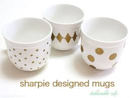creative mug designs 50 unique sharpie mug ideas