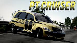 forza motorsport 4 personal projects chrysler pt cruiser youtube