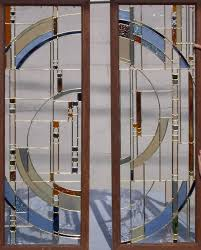 stained glass french doors door decoration abstract french doors