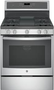 30 Inch 5 Burner Gas Cooktop Ge Pgb911sejss 30 Inch Freestanding Gas Range With Chef Connect