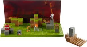 minecraft fire truck amazon com minecraft stop motion movie creator toys u0026 games