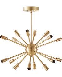 18 Light Starburst Chandelier Spectacular Deal On Starburst Sputnik Chandelier