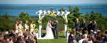 inexpensive wedding venues in maine wedding venues wedding coastal resort locations