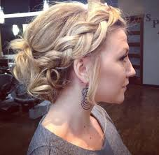 maid of honor hairstyles 25 special occasion hairstyles crown braids messy updo and updo