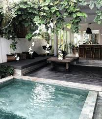 Pool Patios And Porches Best 25 Small Pools Ideas On Pinterest Small Backyard With Pool