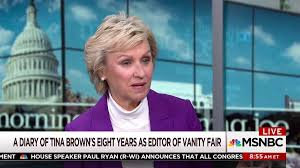 Vanity Fair Photo Editor Tina Brown Reflects On Her Time At Vanity Fair Msnbc