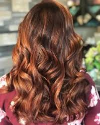 how to get rid of copper hair brown hair with red highlights hairstyles inspiration guide