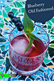 blueberry martini recipe how to make blueberry simple syrup for blueberry cocktails