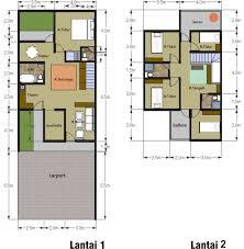 design interior rumah petak rumah paviliun jakarta rumah ideal keluarga minimalis modern