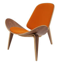 The Matt Blatt Replica Hans Wegner Shell Chair Matt Blatt - Hans wegner chair designs
