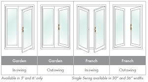 Out Swing Patio Doors Patio Doors From Kensington Hpp