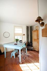 farmhouse home office home office shabby chic style with window