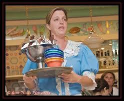 Disney World Kitchen Sink kitchen sink ice cream sundae picture this