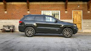 jeep grand cherokee 2017 white with black rims 2017 jeep grand cherokee limited 75th anniversary edition 4x4 test