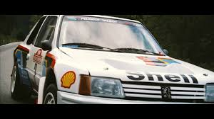 peugeot cars 1985 1985 peugeot 205 t16 youtube
